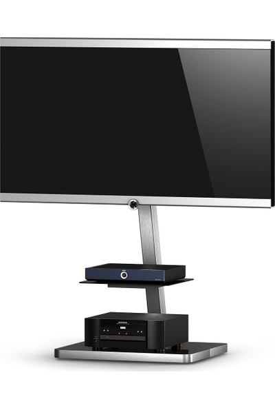 "Sonorous Pl 2710 Blk Slv 55"" LCD & LED Tv Sehpası"