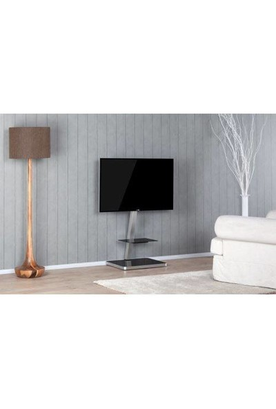 "Sonorous Pl 2710 Blk Slv 55"" LCD & LED Tv Sehpası"