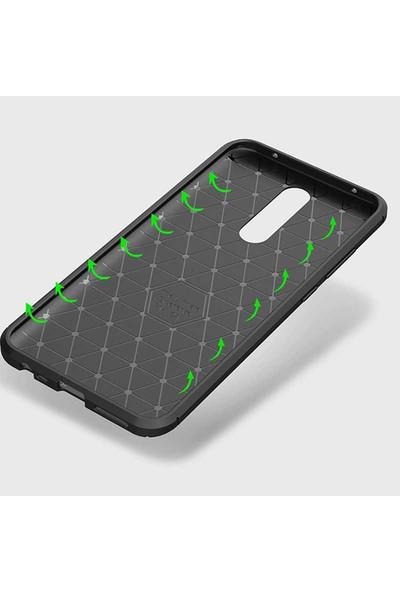 BizimGross Xiaomi Redmi 8 Kılıf Widow Telefon Kılıfı Siyah