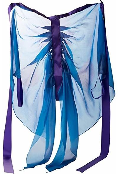 Sarah's Silk İpek Peri Kanatları Mavi