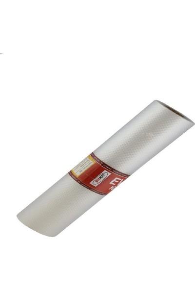 Sermat Şeffaf Kaydırmaz Raf Dolap ve Çekmece Örtüsü 45 x 100 cm