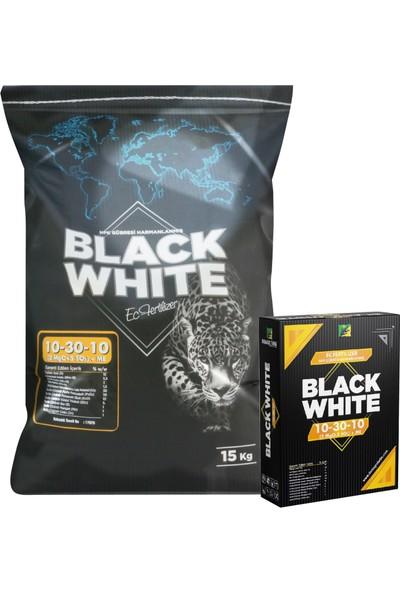 Black White 10 - 30 - 10 Damlama ve Yaprak Gübresi 1 kg