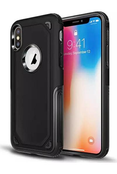 Enes Gsm Apple iPhone 7/8 Plus Arka Kapak Kılıf - Gri