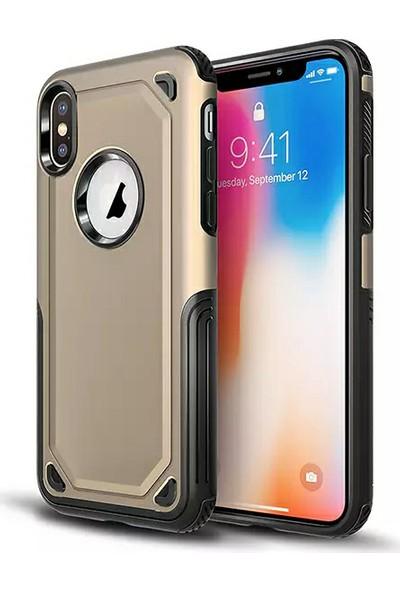 Enes Gsm Apple iPhone 7/8 Plus Arka Kapak Kılıf - Rose Gold