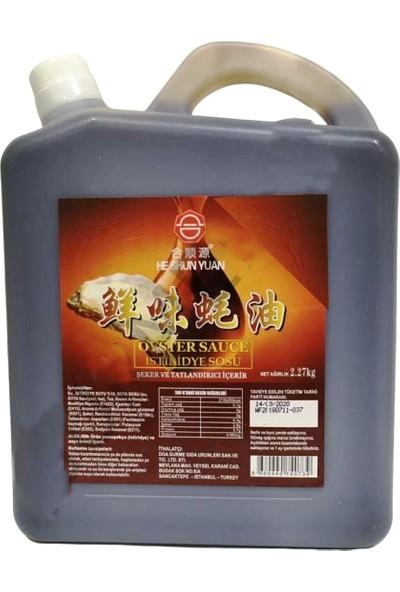 He Shun Yuan Oyster Sauce 2270 gr