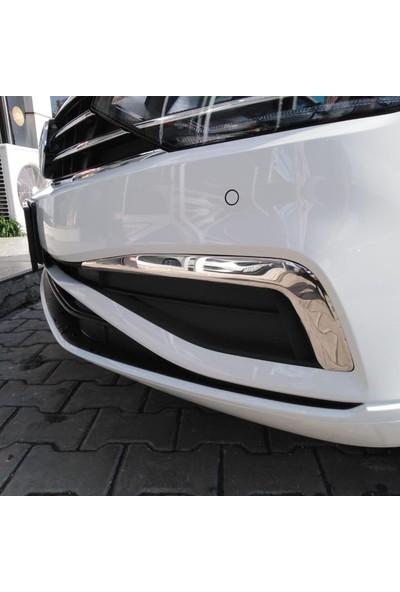 Oto Axs Volkswagen Passat B8.5 Sis Farı Kromu 2019 ve Üzeri