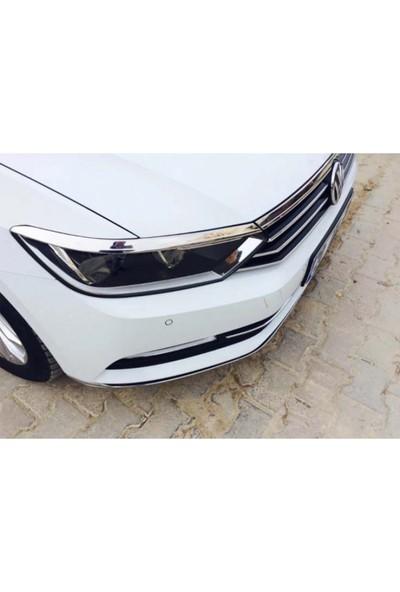 Oto Axs Volkswagen Passat B8.5 Krom Far Üstü Çıta 2019 ve Sonrası