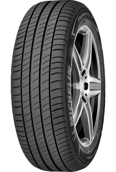 Michelin 215/60 R16 95 V Primacy 3 Oto Yaz Lastiği (Üretim Yılı: 2019)