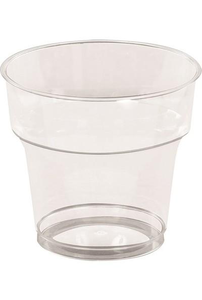 Anı Plast Lüks Kristal Bardak 25'li
