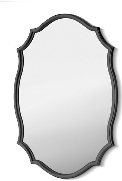 Mossa Home Mat Siyah Mossa Home Dekor Ayna