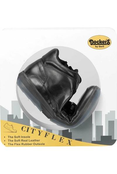 Dockers By Gerli 227132 9Pr Siyah Erkek Bot