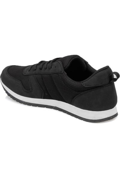 Polaris 91.356062.M Siyah Erkek Sneaker Ayakkabı