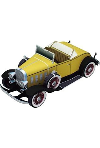 Akıllı Avm Chevrolet Confederate Deluxe Sports Roadster Maketi