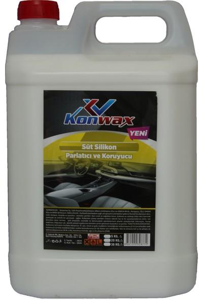 Konwax Süt Silikon 5 kg