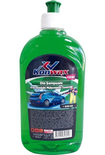 Konwax Oto Şampuan 500 ml