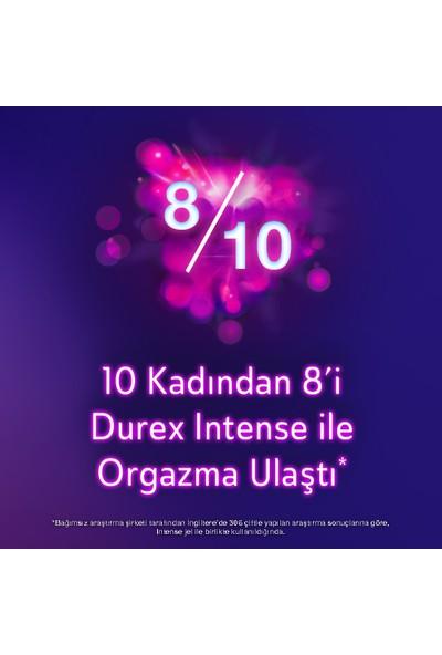 Durex Delight Bullet Vibratör + Intense Uyarıcı Jel + Intense Uyarıcı Prezervatif 10'lu