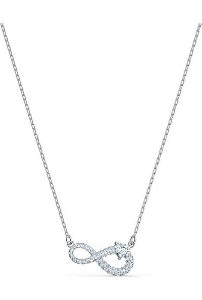 Swarovski 5520576 Necklace H Cry Czwh Rhs Kolye