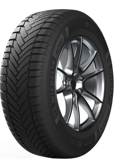 Michelin 205/55R16 91H Alpin 6 Oto Kış Lastiği