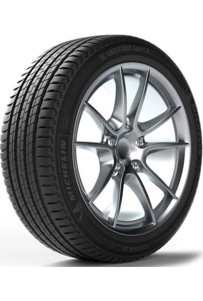 Michelin 315/40 R21 111Y MO Latitude Sport 3 SUV Yaz Lastiği