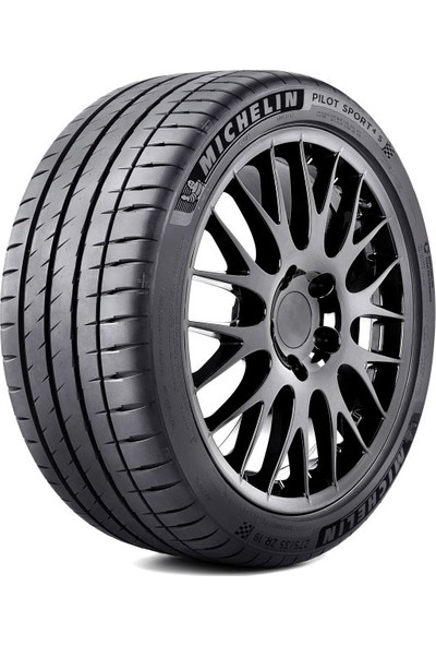 Michelin 315/30R22 107Y XL ZR Pilot Sport 4S Oto Yaz Lastiği