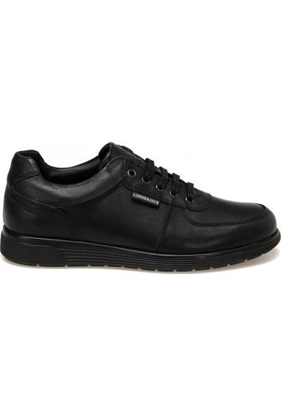 Lumberjack Atland 9Pr Siyah Erkek Klasik Ayakkabı