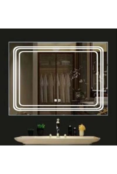 Brat Mobilya 70X100 Led Işıklı Ayna