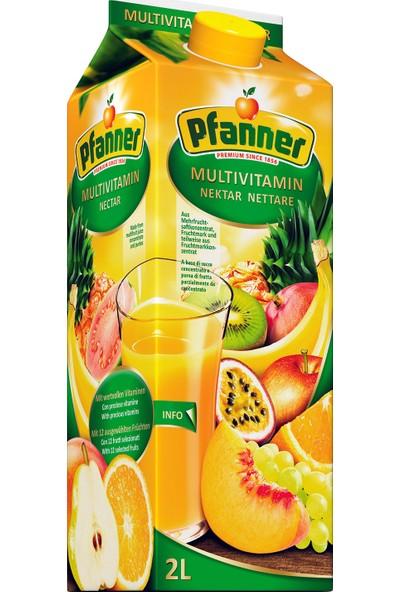 Pfanner Meyve Suyu Multivatamin 2 Lt
