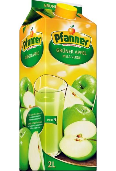 Pfanner Meyve Suyu Yeşil Elma 2 Lt