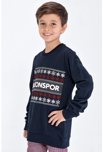 Ts Club Sweatshirt Genç Yılbaşı Özel