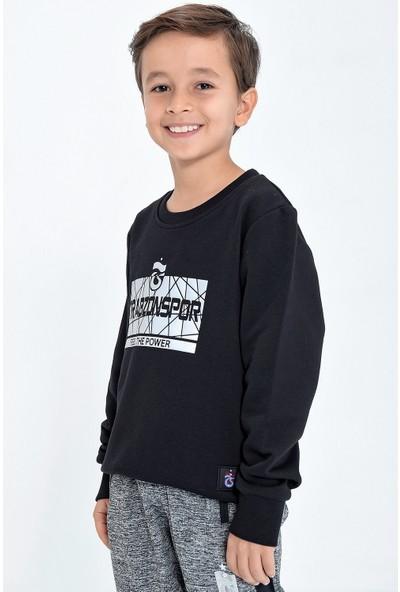Ts Club Sweatshirt Genç Ts Parça Baskılı