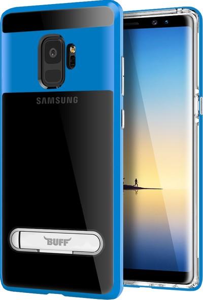 Buff Galaxy S9 Air Bumper Kılıf Blue
