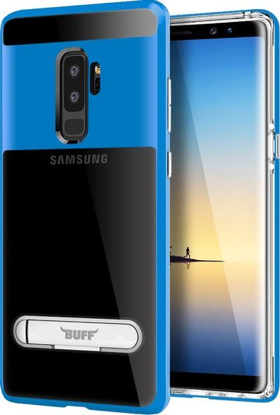 Buff Galaxy S9 Plus Air Bumper Kılıf Blue
