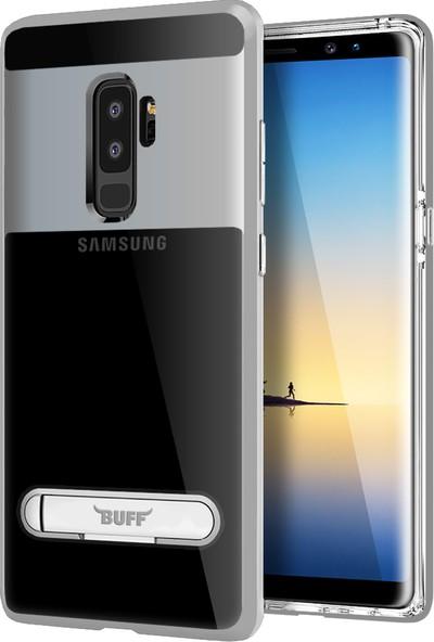 Buff Galaxy S9 Plus Air Bumper Kılıf Silver
