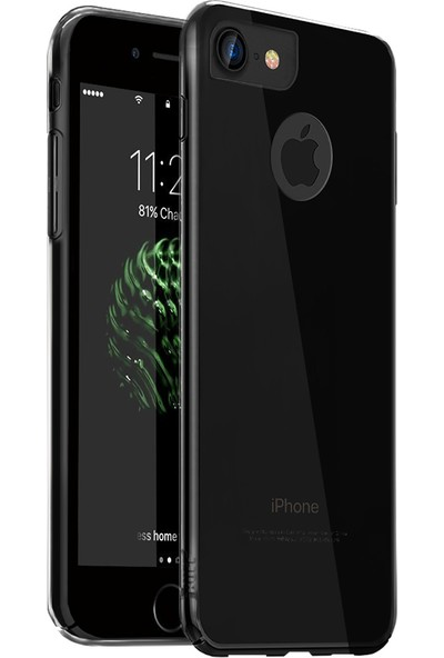 Buff iPhone 7 Slim Fit Kılıf Crystal Clear