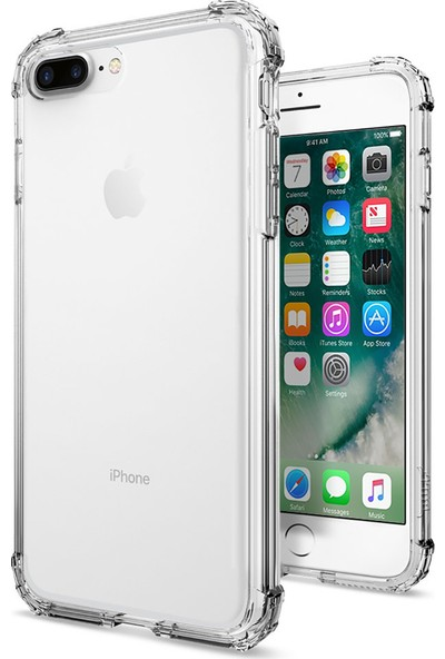 Buff iPhone 8 Plus / 7 Plus No1 Kılıf Crystal Clear