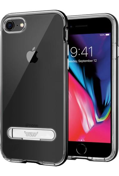 Buff iPhone 8/7 Air Bumper Kılıf Black