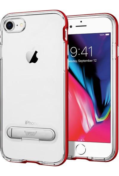 Buff iPhone 8/7 Air Bumper Kılıf Red