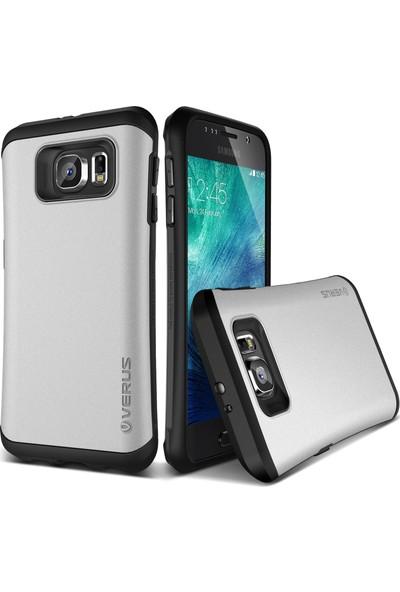 VRS Design Galaxy S6 Hard Drop Kılıf Light Silver
