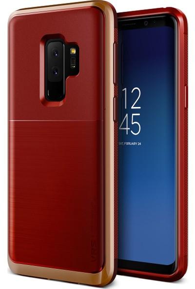 VRS Design Galaxy S9 Plus High Pro Shield Kılıf Red - Blush Gold