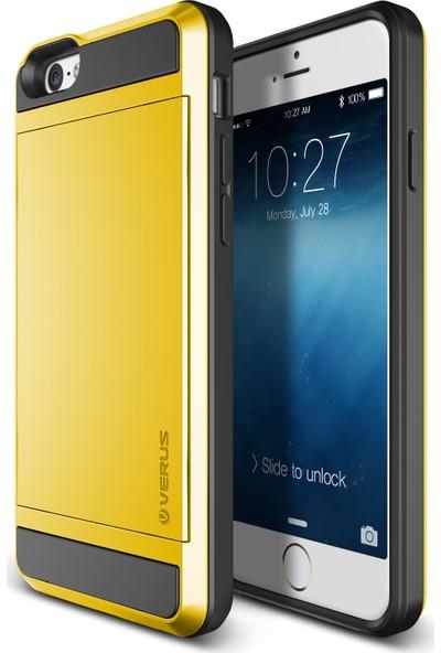 VRS Design iPhone 6/6S Damda Slide Kılıf Special Yellow