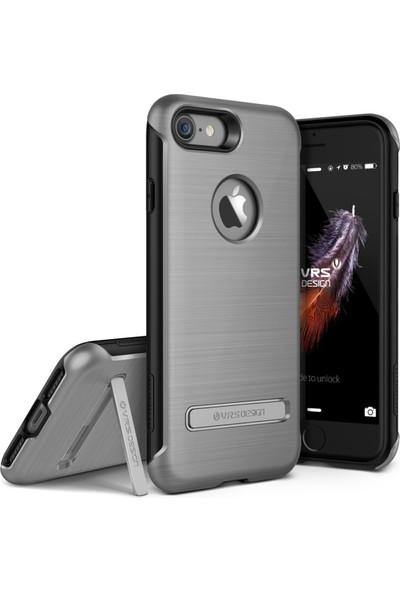 VRS Design iPhone 7 Duo Guard Kılıf Steel Silver