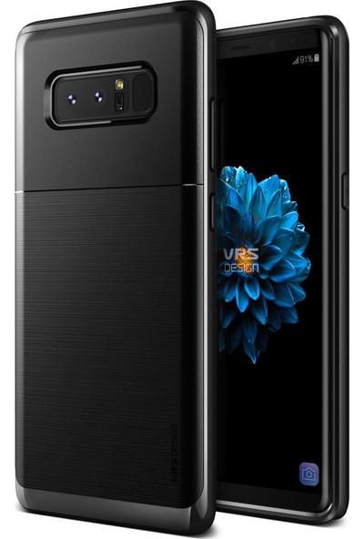 VRS Galaxy Note 8 High Pro Shield Kılıf Metal Black