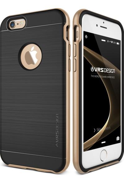 VRS iPhone 6 / 6S New High Pro Shield Kılıf Shine Gold
