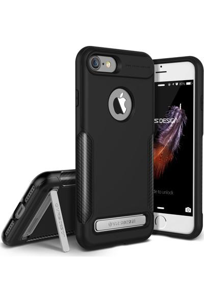 VRS iPhone 7 Carbon Fit Kılıf Black