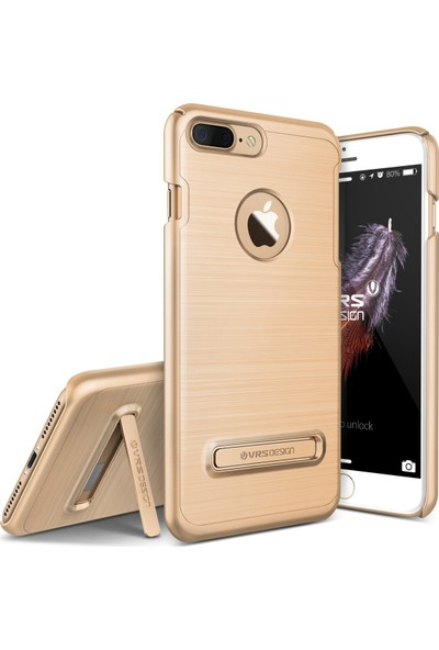 VRS iPhone 7 Plus Simpli Lite Kılıf Shine Gold