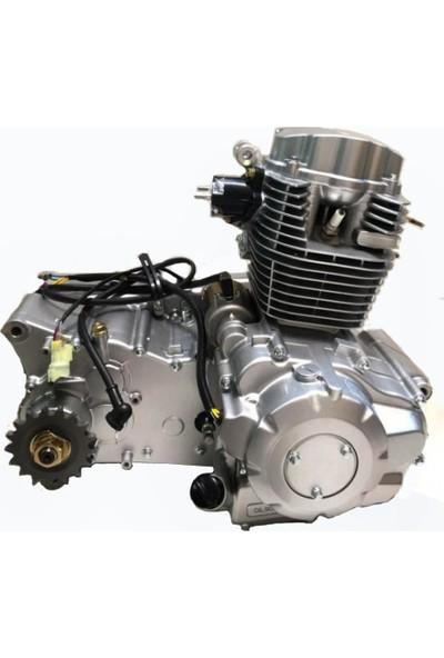 Loncin LX200 Atv Komple Alt Motor