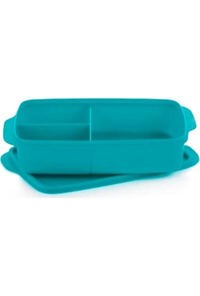 Tupperware Beslenme Kutusu Yeşil Renk 1 Litre