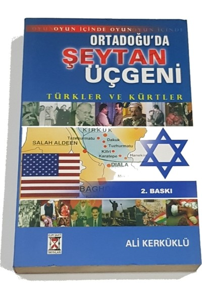 Ortadoğu'da Şeytan Üçgeni - Ali Kerküklü
