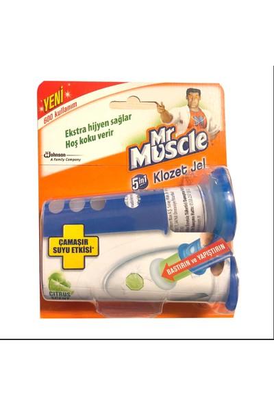Mr Muscle Klozet Jel Çamaşır Suyu Etkili