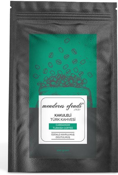 Menderes Efendi - Kakuleli Türk Kahvesi 100 gr
